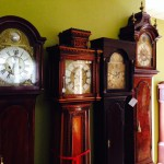 Clocks for sale in Johannesburg showroom