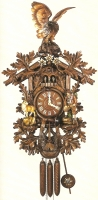 Cuckoo Clock Mountain