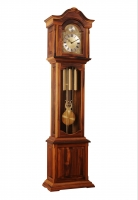 Grandfather Clock Three Peaks