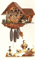 Cuckoo Clock Big Farmhouse