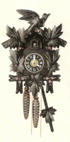 Cuckoo Clock Black