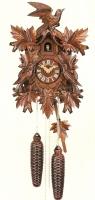 Cuckoo Clock Deep Carved