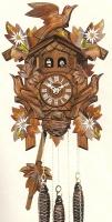 Cuckoo Clock Edelweiss