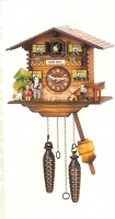 Cuckoo Clock Heidi House
