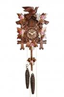Cuckoo Clock Roses